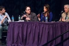 NECSS psychopathy panel Steve Novella Heather Berlin Jon Ronson Brian Wecht