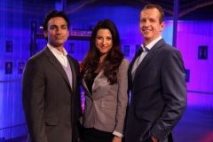 Episode: SpeedPicture Shows: Presenters Rahul Jandial, Heather Berlin and Greg Whyte